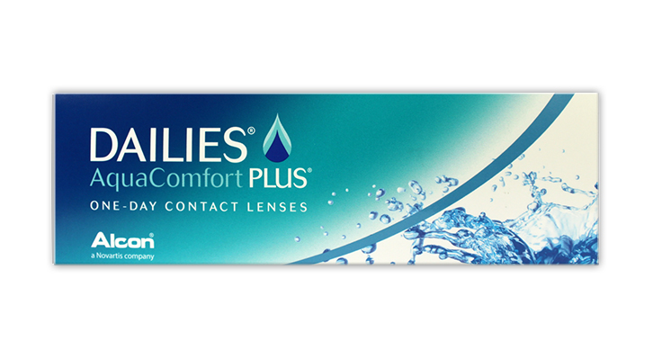 Focus Daily Aquacomfort Plus