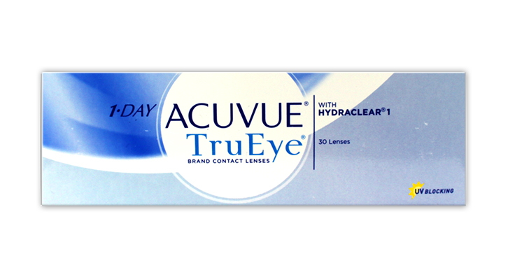 Buy 1 Day Acuvue Daily TruEye Contact lenses. No Prescription ... 2e8225540b