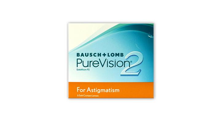 Purevision 2 HD Astigmatism
