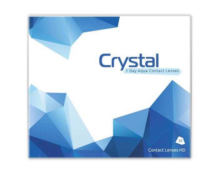 Crystal Aqua Daily