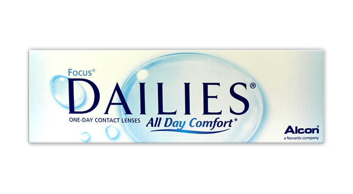 ... Focus Dailies All Day Comfort