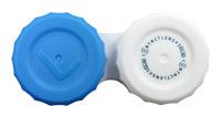 Soft Contact Lens Case Logo