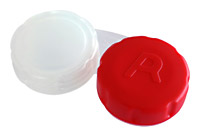 Soft Coloured Contact Lens Case 2