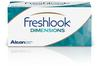 Freshlook Dimensions Zero Power